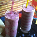 Berry Blue Smoothie