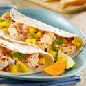 Spicy Shrimp Tacos